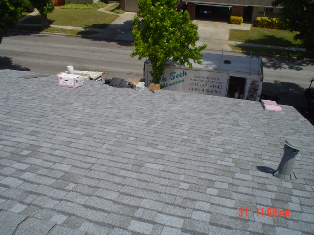 nothing like fresh 40 year roofing