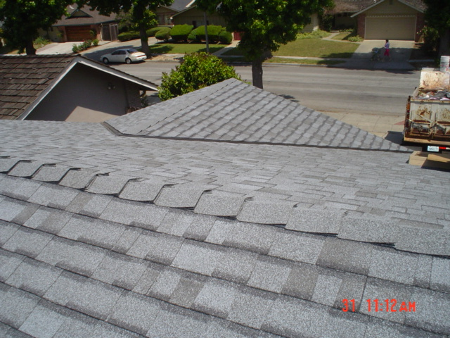 nice roof capping